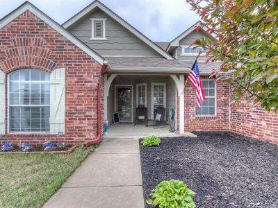 Tulsa County Single Family Home For Sale: 12150 N 107th East Court