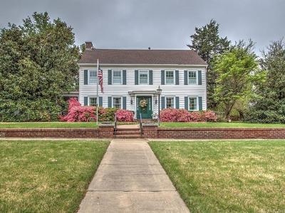 Okmulgee Single Family Home For Sale: 1320 E 9th Street