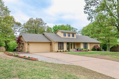 Catoosa Single Family Home For Sale: 27630 E 6th Place