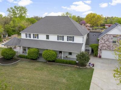 Tulsa Single Family Home For Sale: 8150 S Yukon Avenue