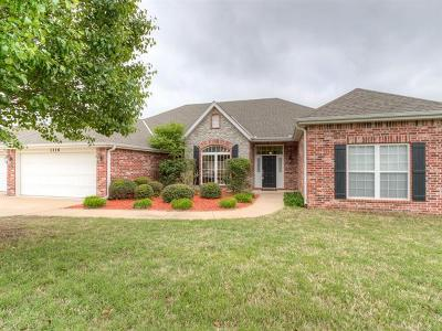 Bartlesville Single Family Home For Sale: 1116 Arbor Drive