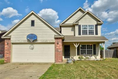 Kiefer Single Family Home For Sale: 103 S D P Newman Circle