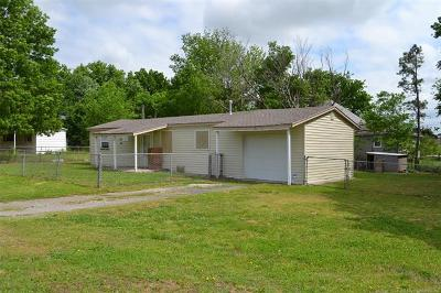 Wagoner Single Family Home For Sale: 807 NW 3rd Street