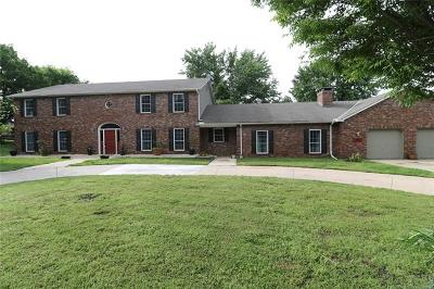 Bartlesville Single Family Home For Sale: 963 Paddock Court