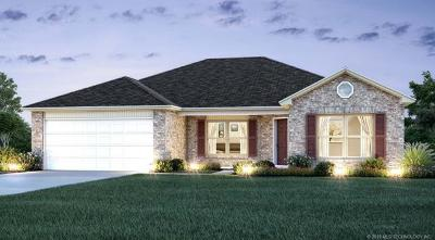 Broken Arrow Single Family Home For Sale: 23911 E 114th Street S