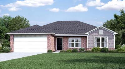 Broken Arrow Single Family Home For Sale: 11410 S 238th East Avenue