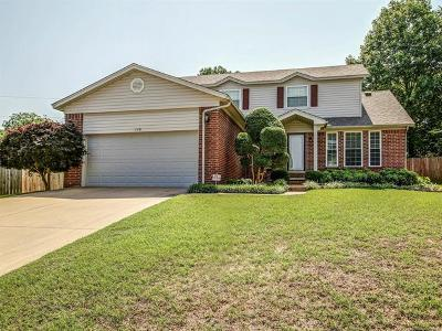 Tahlequah Single Family Home For Sale: 114 Oakwood Drive