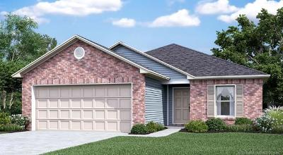 Broken Arrow Single Family Home For Sale: 11414 S 238th East Avenue