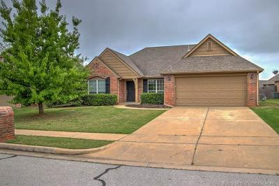 Jenks Single Family Home For Sale: 3518 W 106th Street S