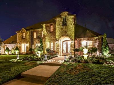 Tulsa Single Family Home For Sale: 10915 S 93rd East Avenue