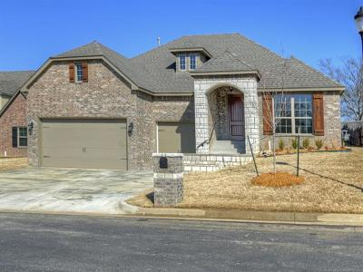 Claremore Single Family Home For Sale: 3106 Heritage Hills Parkway