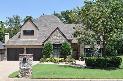 Jenks Single Family Home For Sale: 9309 S Jamestown Avenue