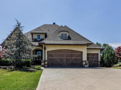Tulsa Single Family Home For Sale: 10878 S 95th East Avenue