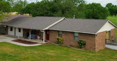 Ada Single Family Home For Sale: 17084 County Road 1520