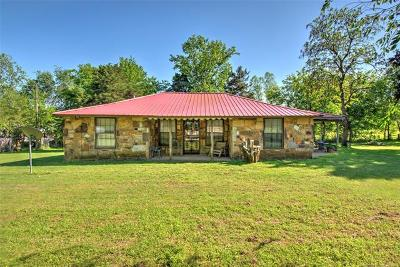 Muskogee Single Family Home For Sale: 3201 E Hancock Street