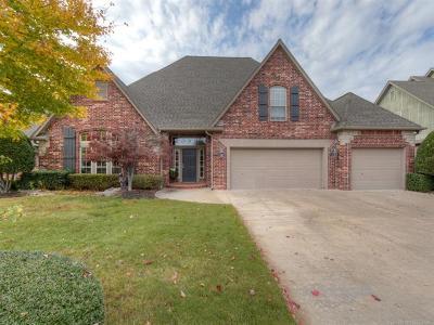 Tulsa Single Family Home For Sale: 10910 S Hudson Avenue