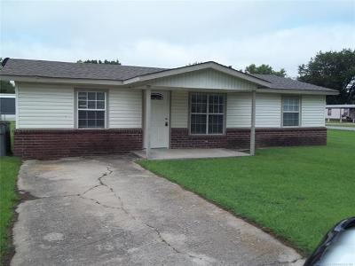 Wagoner Single Family Home For Sale: 602 S Lincoln Avenue