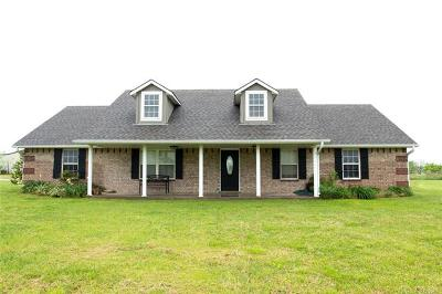 Beggs Single Family Home For Sale: 4735 Garfield Road