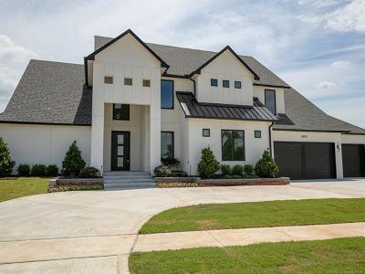 Broken Arrow Single Family Home For Sale: 4611 S Retana Place