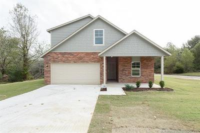 Tulsa Single Family Home For Sale: 3301 N 23rd West Avenue