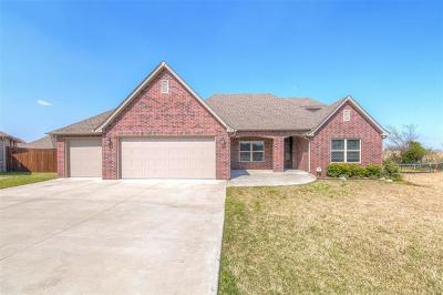 Owasso Single Family Home For Sale: 7625 E 83rd Street North