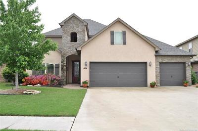 Jenks Single Family Home For Sale: 416 W 127th Place S