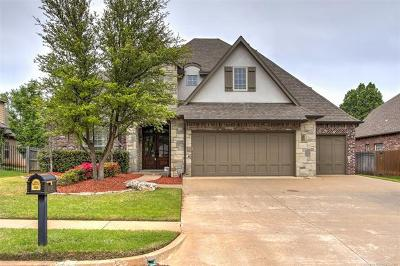 Jenks Single Family Home For Sale: 8745 E 105th Place