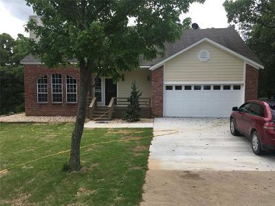 Coweta Single Family Home For Sale: 26616 E 120th Street S