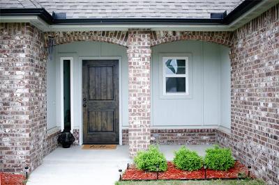 Broken Arrow Single Family Home For Sale: 22605 E 104th Street S