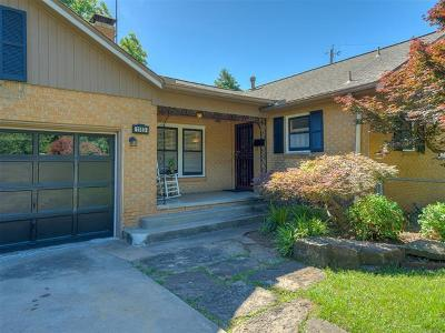 Rogers County, Mayes County, Tulsa County Single Family Home For Sale: 1189 S 79th East Avenue