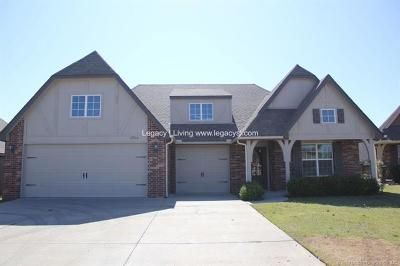 Jenks Single Family Home For Sale: 3906 W 107th Court S