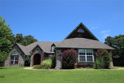 Sand Springs Single Family Home For Sale: 2373 N Greats Road