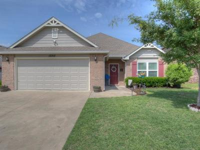 Bixby Single Family Home For Sale: 13312 S 21st Place