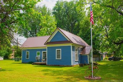 Pryor Single Family Home For Sale: 217 N Vann Street