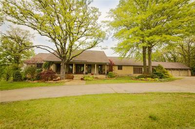 Ramona Single Family Home For Sale: 399184 W 2700 Road