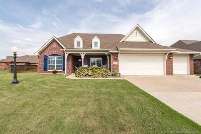 Owasso Single Family Home For Sale: 10100 N 143rd East Avenue