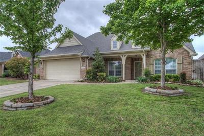 Jenks Single Family Home For Sale: 11717 S Willow Street