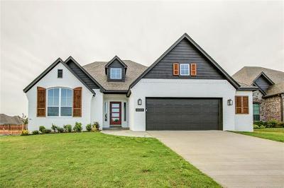 Broken Arrow Single Family Home For Sale: 6001 S 13th Street