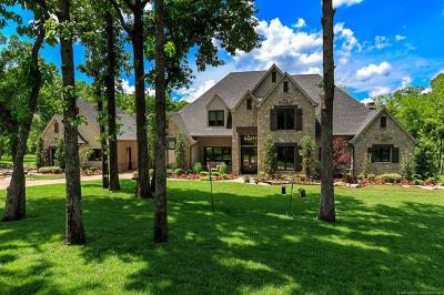 Owasso Single Family Home For Sale: 8642 Eastin Ridge