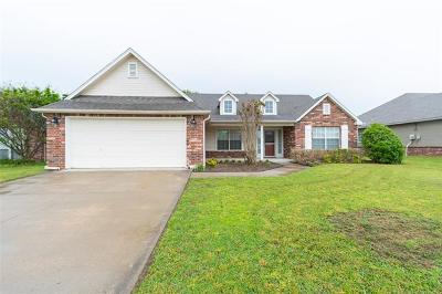 Skiatook Single Family Home For Sale: 127 W 133rd Place N