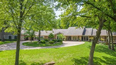 Tulsa Single Family Home For Sale: 5252 E 114th Place