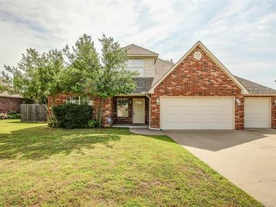 Owasso Single Family Home For Sale: 8711 N 127th East Avenue