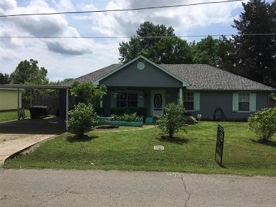 Fort Gibson Single Family Home For Sale: 405 Cemetery Road