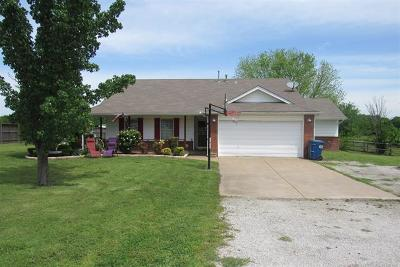 Collinsville Single Family Home For Sale: 14601 E 140th Street