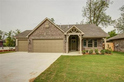 Sand Springs Single Family Home For Sale: 5418 Skylane Drive