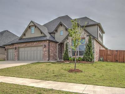 Jenks Single Family Home For Sale: 12813 S Birch Street