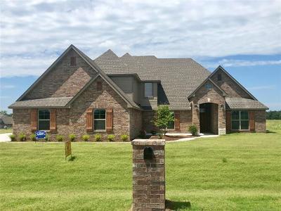 Owasso Single Family Home For Sale: 14927 E 82nd Street N