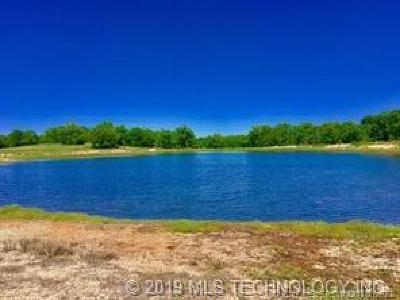 Ada Residential Lots & Land For Sale: County Road 3650