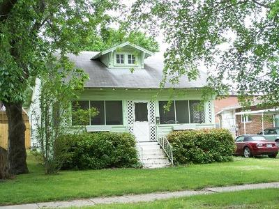 Sand Springs Single Family Home For Sale: 716 N Garfield Avenue