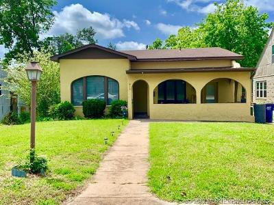 Ada Single Family Home For Sale: 819 E 17th Street